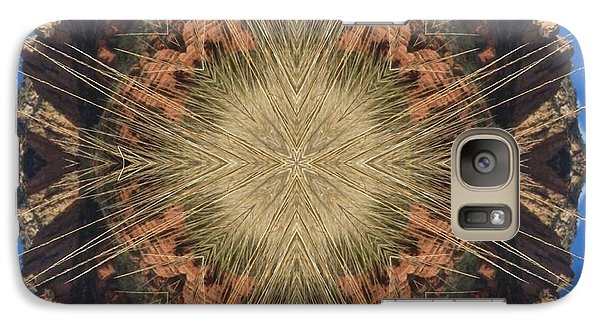 Galaxy Case featuring the digital art Shine by Trina Stephenson