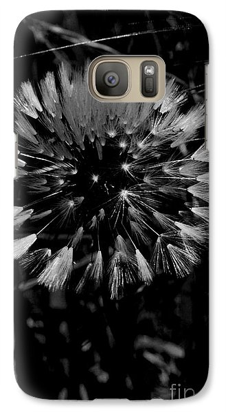 Galaxy Case featuring the photograph Shining by Simona Ghidini