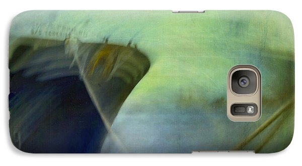 Galaxy Case featuring the photograph Ship #3 by Alfredo Gonzalez