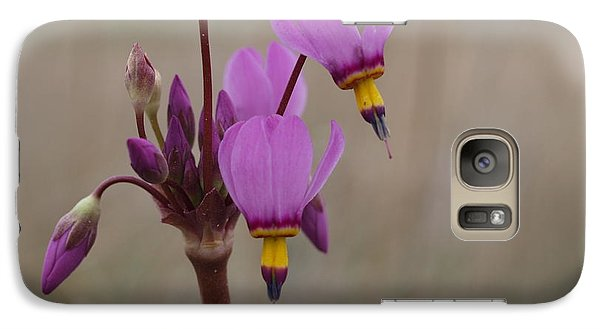 Galaxy Case featuring the photograph Shooting Stars by Jenessa Rahn