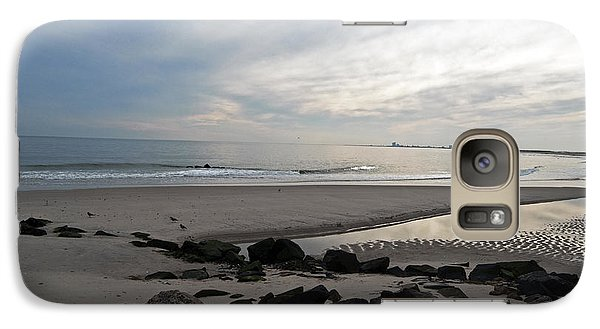 Galaxy Case featuring the photograph Shores Of Holgate by Elsa Marie Santoro