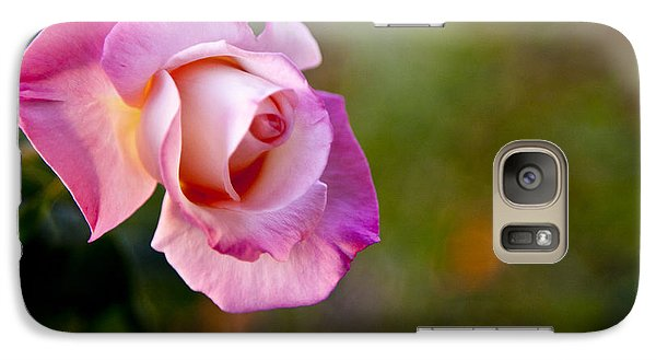 Galaxy Case featuring the photograph Short Lived Beauty by David Millenheft