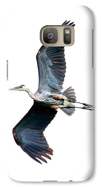 Galaxy Case featuring the photograph Showing Some Leg by Heather King