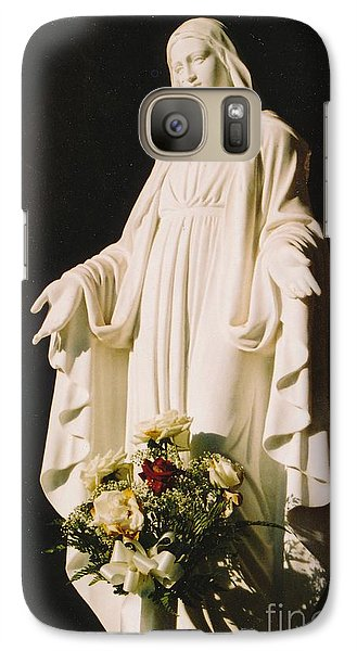 Galaxy Case featuring the photograph In The Grotto by Jesse Ciazza