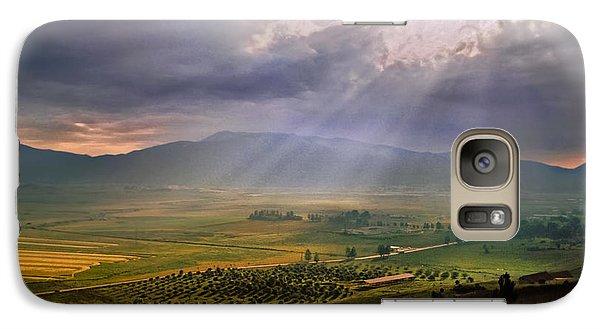 Shumadia After The Rain. Serbia Galaxy S7 Case by Juan Carlos Ferro Duque