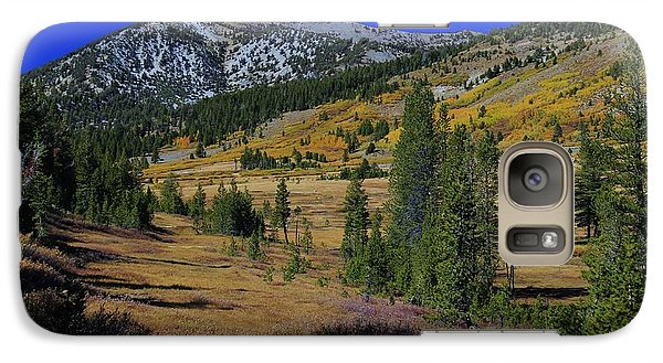 Galaxy Case featuring the photograph Sierra Fall  by Sean Sarsfield