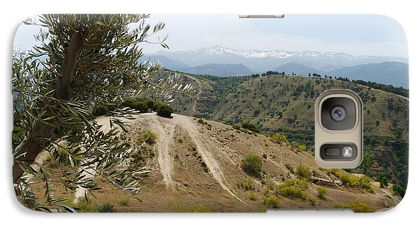 Galaxy Case featuring the photograph Sierra Nevada - Springtime by Phil Banks