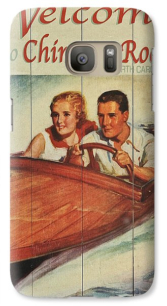 Galaxy Case featuring the photograph Sign 1 by Tammy Schneider