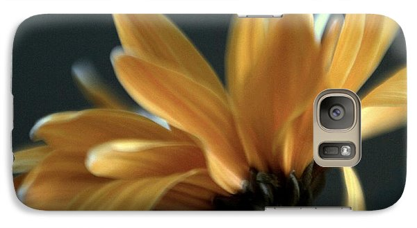 Galaxy Case featuring the photograph Signature Daisy by Mary Lou Chmura