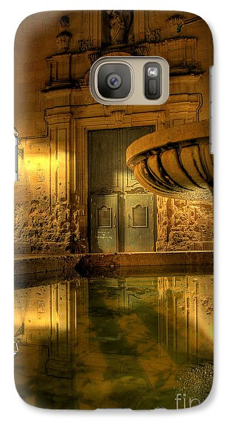 Galaxy Case featuring the photograph Silent Lucidity by Erhan OZBIYIK