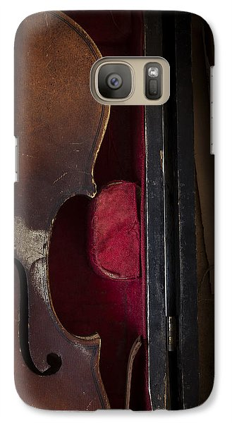 Galaxy Case featuring the photograph Silent Sonata by Amy Weiss