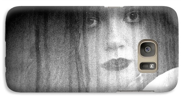 Galaxy Case featuring the photograph Silken Beauty by Steven Macanka