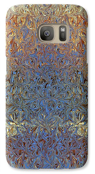 Galaxy Case featuring the photograph Silken Luxury by Jane McIlroy