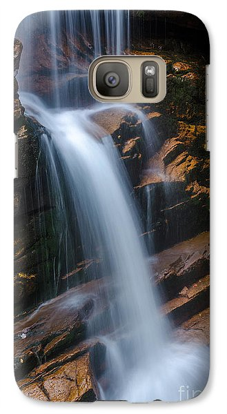 Galaxy Case featuring the photograph Silky Smooth by Mike Ste Marie