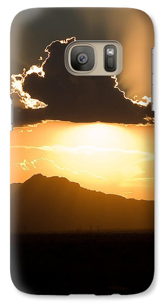Silver Lining Galaxy S7 Case