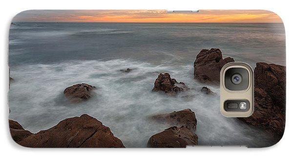 Silverlight-cambria Galaxy S7 Case