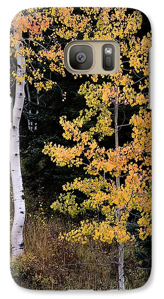 Galaxy Case featuring the photograph Simple by The Forests Edge Photography - Diane Sandoval