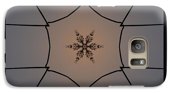 Galaxy Case featuring the photograph Simplicity A by Michele Kaiser