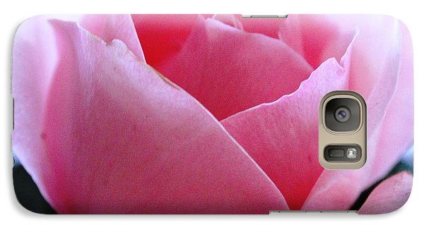 Galaxy Case featuring the photograph Simplicity And Grace by Judy Palkimas