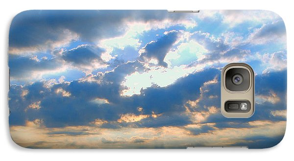 Galaxy Case featuring the photograph Simplicity by Lila Fisher-Wenzel