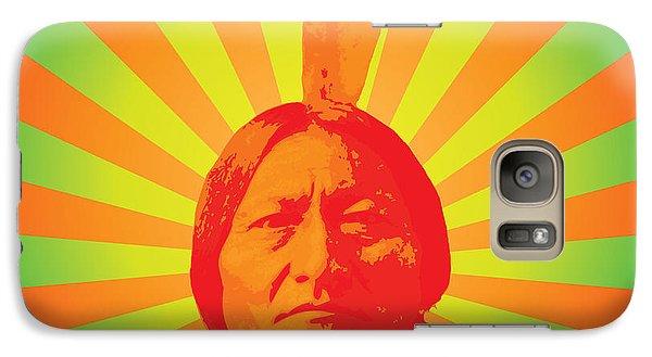 Sitting Bull Galaxy S7 Case by Gary Grayson