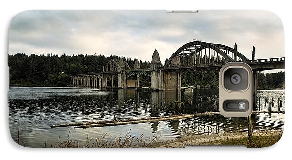 Siuslaw River Bridge Galaxy S7 Case