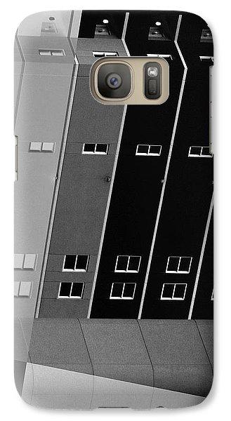 Galaxy Case featuring the photograph Sixth Floor by Steve Godleski