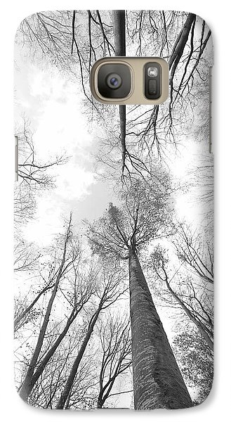 Galaxy Case featuring the photograph Skeleton by Philippe Sainte-Laudy