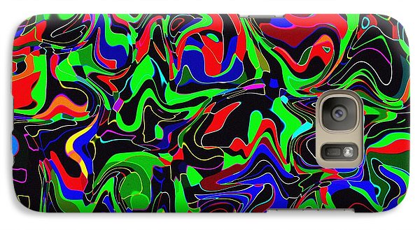 Galaxy Case featuring the photograph Skoob by Mark Blauhoefer