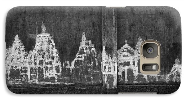 Galaxy Case featuring the photograph Skc 0003 Temple Complex by Sunil Kapadia