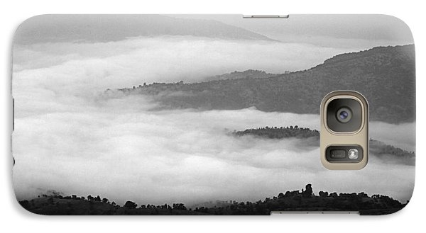 Galaxy Case featuring the photograph Skc 0064 Heaven On Earth by Sunil Kapadia