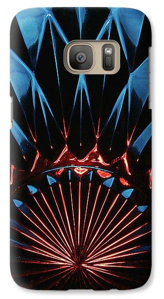 Galaxy Case featuring the photograph Skc 0269 Cut Glass by Sunil Kapadia