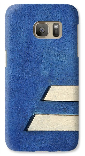 Galaxy Case featuring the photograph Skc 0304 Parallel Paths by Sunil Kapadia