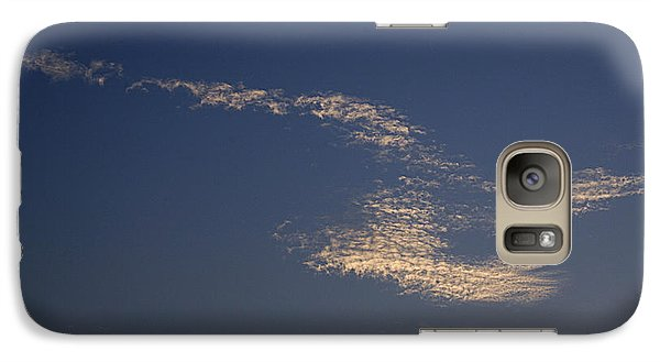 Galaxy Case featuring the photograph Skc 0353 Cloud In Flight by Sunil Kapadia
