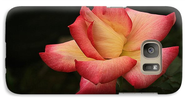 Galaxy Case featuring the photograph Skc 0432 Blooming And Blossoming by Sunil Kapadia