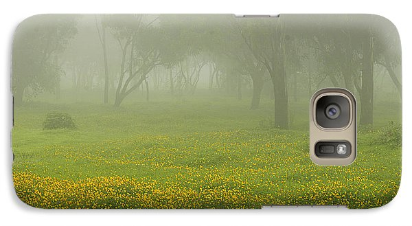 Galaxy Case featuring the photograph Skc 0835 Romance In The Meadows by Sunil Kapadia