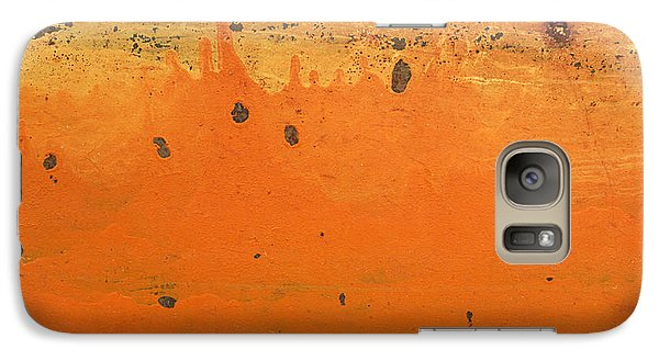 Galaxy Case featuring the photograph Skc 1505 Peeled Paint by Sunil Kapadia