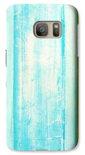 Galaxy Case featuring the sculpture Sky Blue Entrance Entre Vous by Asha Carolyn Young