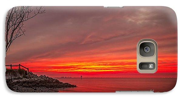 Sky Fire Galaxy S7 Case