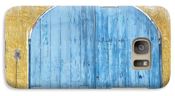 Galaxy Case featuring the photograph Sky Gate by Brian Boyle