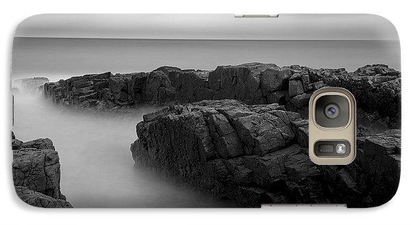 Galaxy Case featuring the photograph Sky Line by Gunnar Orn Arnason