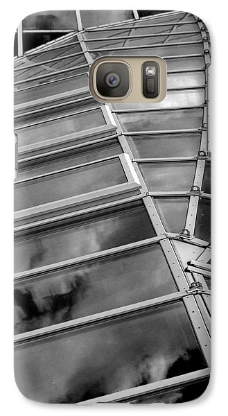 Galaxy Case featuring the photograph Sky Reflected by Arkady Kunysz