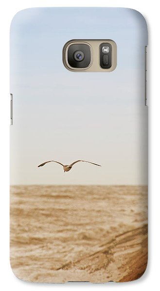 Galaxy Case featuring the photograph Sky Surfing by Max Mullins