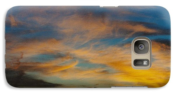 Galaxy Case featuring the photograph Skyfall by Jesse Ciazza