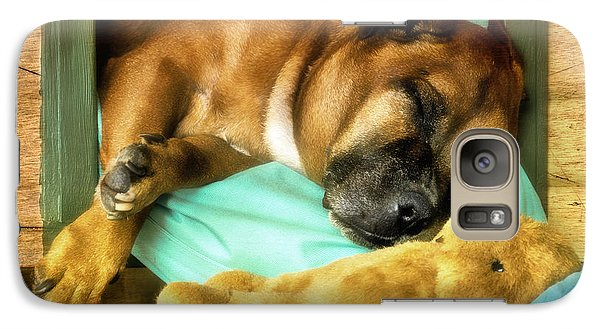 Galaxy Case featuring the photograph Sleeping Beauty 01 by Kevin Chippindall