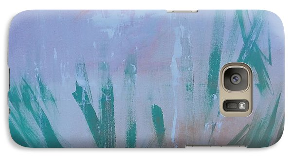 Galaxy Case featuring the painting Sleepy Pond by PainterArtist FIN