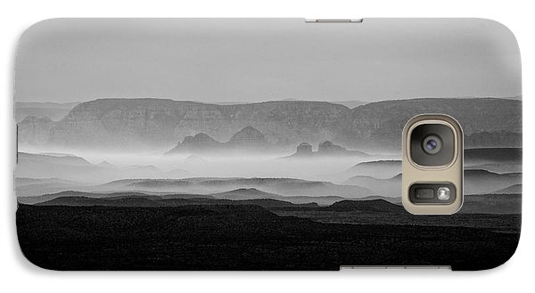 Galaxy Case featuring the photograph Beauty Of The Beast by Ron Chilston