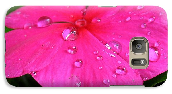 Galaxy Case featuring the photograph Sliders by Patti Whitten