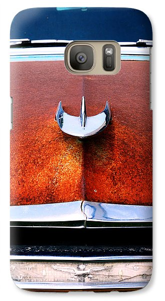 Galaxy Case featuring the photograph Smile by Brian Duram
