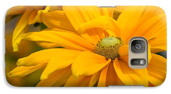 Galaxy Case featuring the photograph Smile by Cathy Donohoue